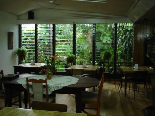 Royal Hotel Breakfast Room