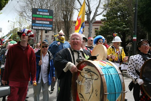 31st Annual Saint Stupid's Day Parade on April 1st in San Francisco