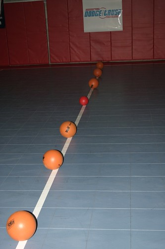 Dodgeball by iShane on Flickr