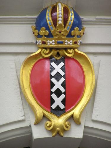 Amsterdam City Emblem