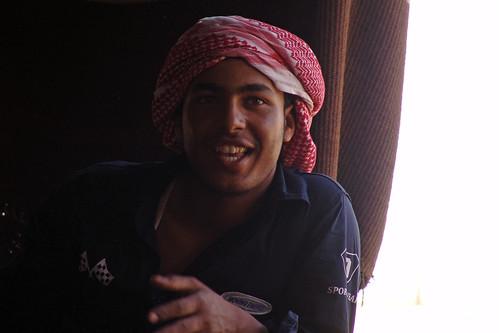 Ali - Young bedouin