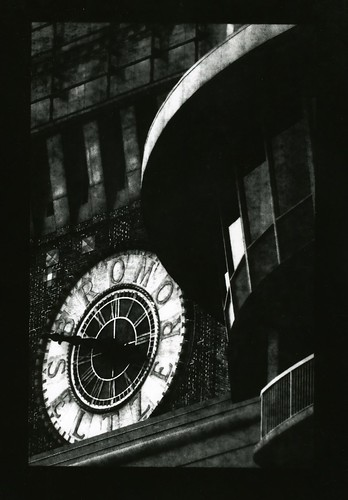 BromoSeltzer Clock, Baltimore, Md.