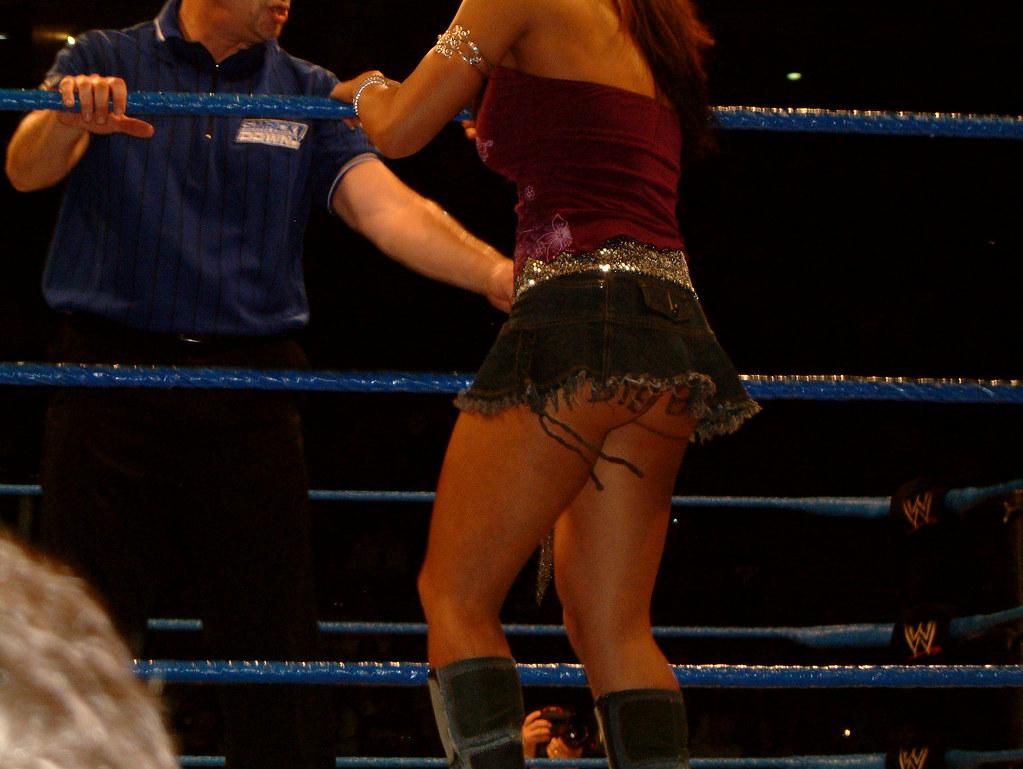 Melina Ass Wwe 53