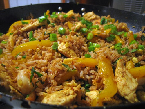 Wok Fried Rice