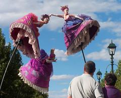 Strange Fruit (David Stephensen) Tags: art women streetperformers performance performingarts australia victoria strangefruit bendigo seenonflickr