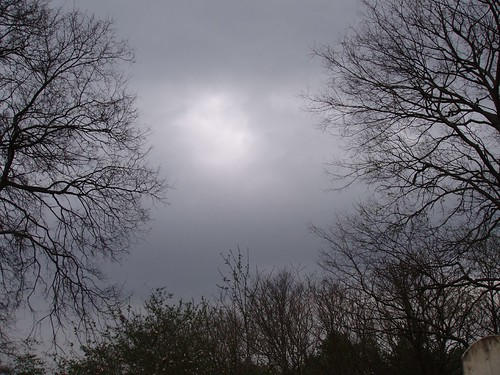 Tornado Warning - Ominous Sky