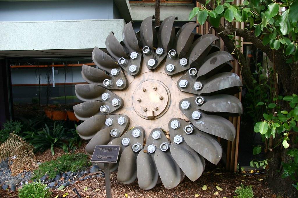 Pelton Wheel parnell