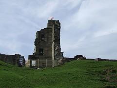Tower at Tutbury Castle