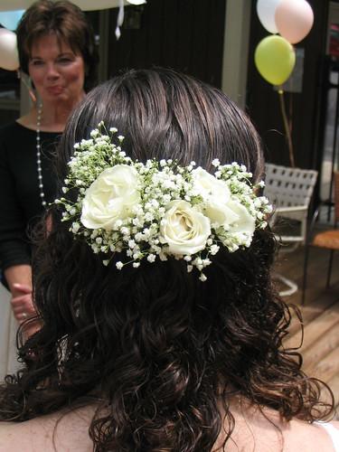 Wedding Hair piece