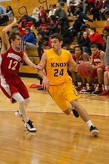 Men's Basketball 2016 - 2017 (Knox College) Tags: knoxcollege prairiefire men college basketball monmouth athletics sports indoor team basketballmen201736224