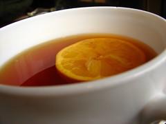 Tea w/ Orange