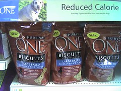 funny dogfood calories