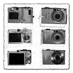 camera digital canon ixus cameras ixus400 ixus40 ixus55 blackholeofedwinstowe