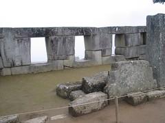 Machu Picchu; ruins 1
