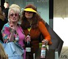 Absolutely Fabulous couple costume