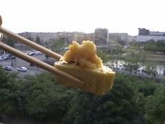 Tamago sashimi over Paris (Christian) Tags: sushi japanesecuisine