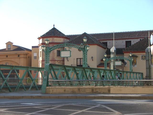 Puente de los Alemanes - Málaga