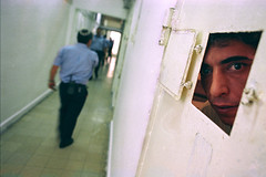 prisoner (Dubi Feiner) Tags: life light people woman man art love face topv111 photography israel topv555 topv333 topv999 documentary gail top999  prisoner nikonlens 30fav           bestofisraelproject matchpointwinner dubifeiner wwwornadubicoil