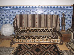 Traditional Furniture (Cee) Tags: December05 Marrakech Maisontiskiwin  Furniture