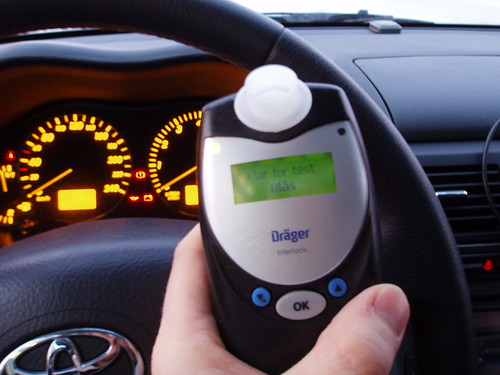 A List Of Technology To Promote Driver Safety