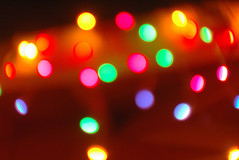 Signs of the Holiday Season - Lights