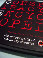 Encyclopedia of Conspiracy Theories by Alvy, on Flickr