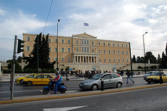 The Greek National Assembly