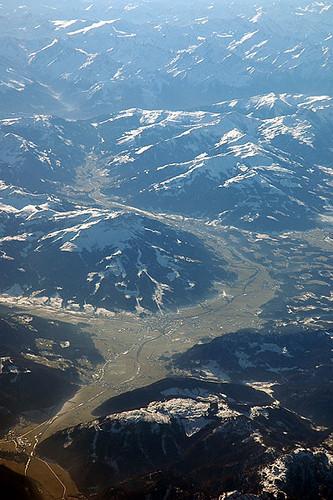 Ski Resort town of Sankt Johann in Tirol