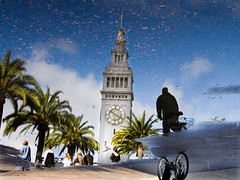 (john curley) Tags: san francisco ferrybuilding reflection