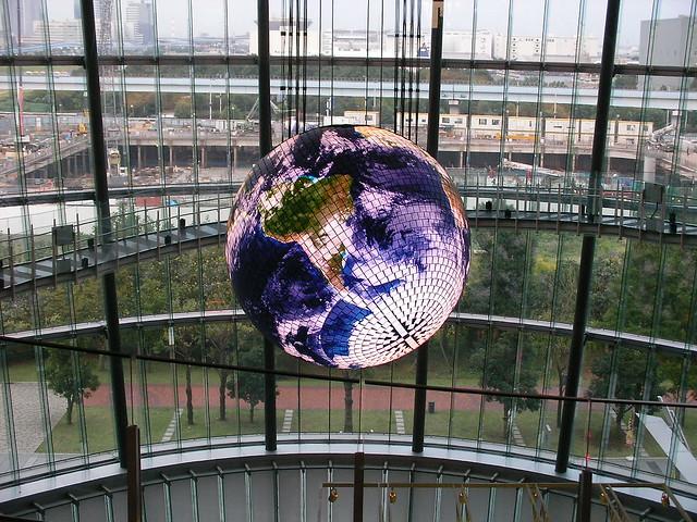 LED Earth