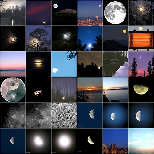 December Solstice Moon 12/13--12/29