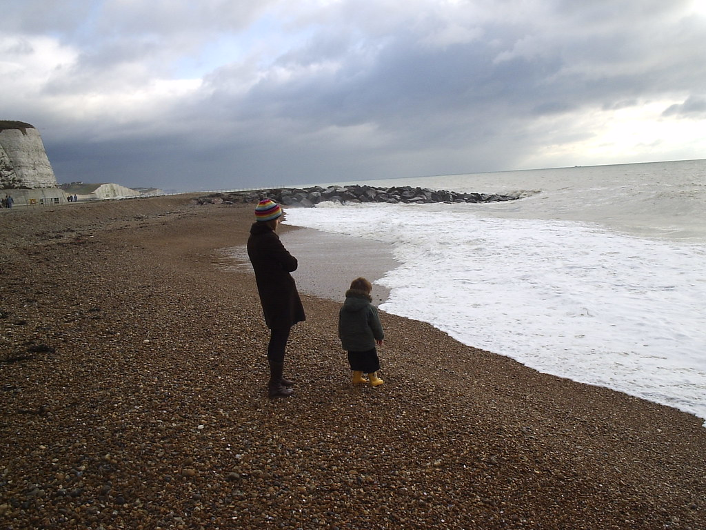 Rottingdean - New years day