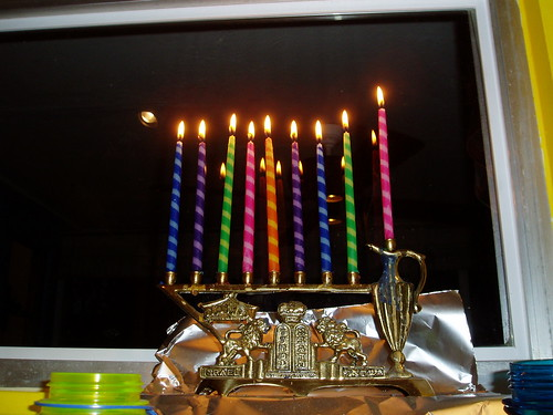 Last night of Hanukah...