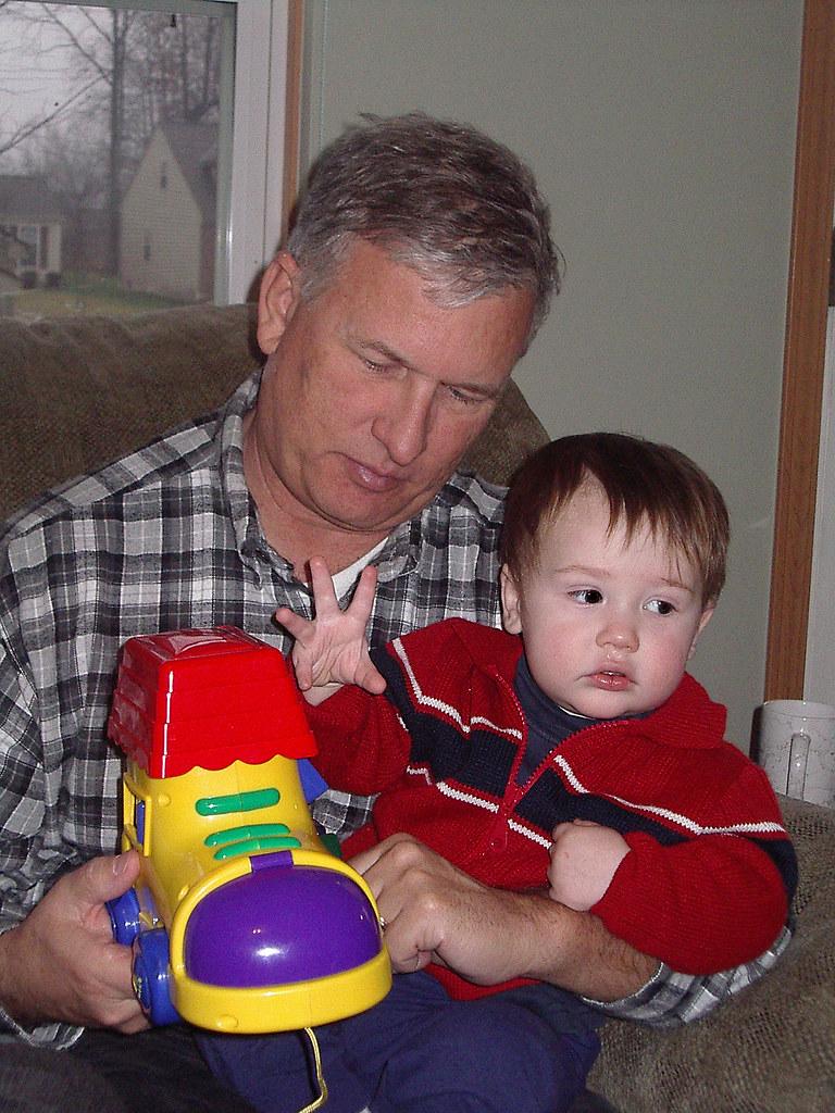 Dad & Gregory