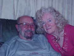 Gran and Grandad (gofer2005) Tags: relations people hair faces portrait xmas posing