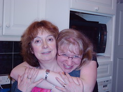 Girls together (gofer2005) Tags: relations people hair faces portrait xmas posing