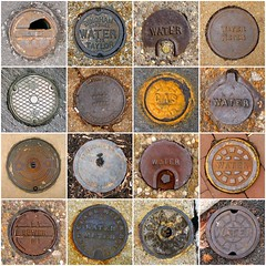 Utility covers (dgray_xplane) Tags: interestingness fdsflickrtoys photos mosaic visualization visuallanguage xplane visualthinking davegray vizthink visthink 52ndcity dgray dgrayxplane 1000v40f vizlang vislang
