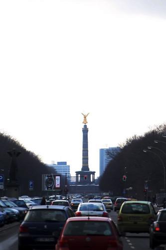 Victory column // Siegessäule