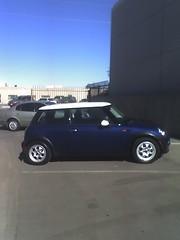 Mini 2002 - side