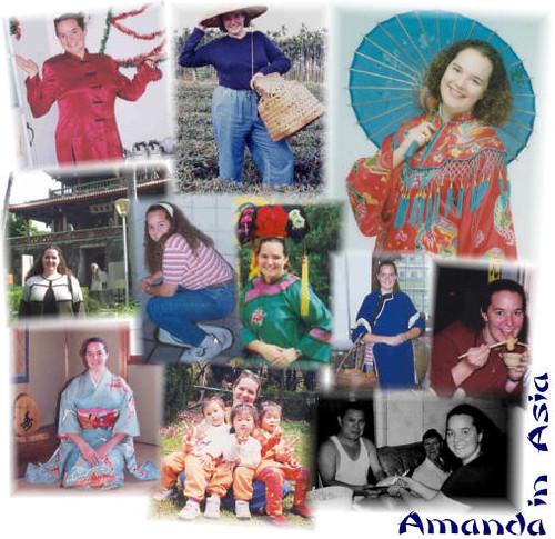 Amanda in Asia