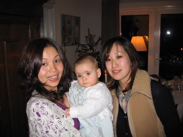 met Yoko en Asami
