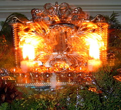 Menorah (Hanukkiah) (lasuprema) Tags: holiday 2005 menorah hanukkiah hanukkah