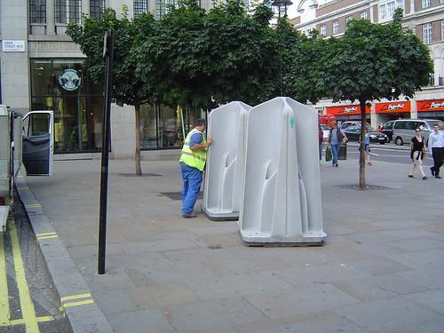 London Urinal