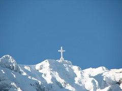 snowy Caraiman (-zeeny-) Tags: cross romania bucegi caraiman carpathianmountains lifetravel