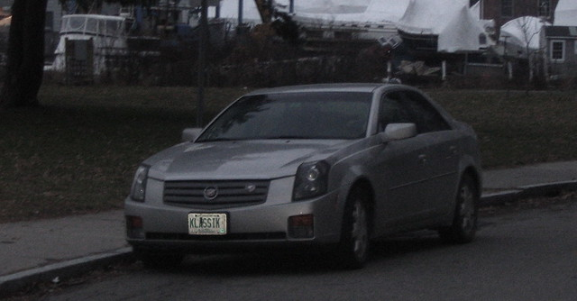 car cadillac cts 2004