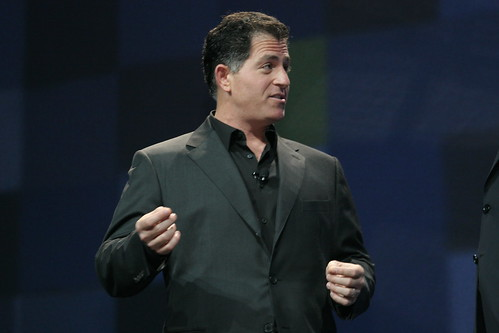 Dell founder and CEO, Michael Dell