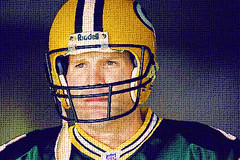 Brett Favre 2 (Kris Kros) Tags: california ca usa green public smile up smart cali closeup bay la us losangeles cool pix different close faith nfl creative champion brain packers adventure brett socal brains hero kris imagine change imagination superbowl really kk jjj anything important champ kks patience kkg favre opportunities nofear brettfavre extend extending kros kriskros creativeness nonhdr kk2k kkgallery