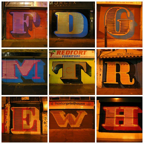 Letters By Eine