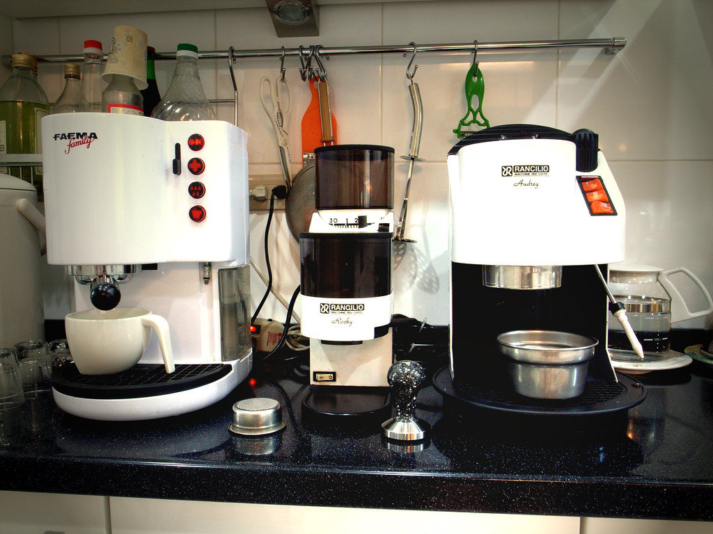 My Coffee equipment...