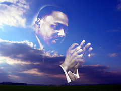 MLK (tearapen73) Tags: blue sky clouds love mlk martinlutherking martin luther king wow wonder